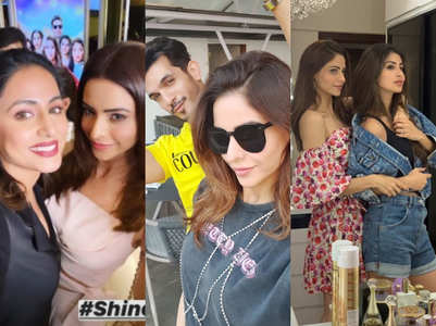 TV celebs pour birthday wishes for Aamna