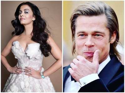 Ash once rejected role opposite Brad Pitt?