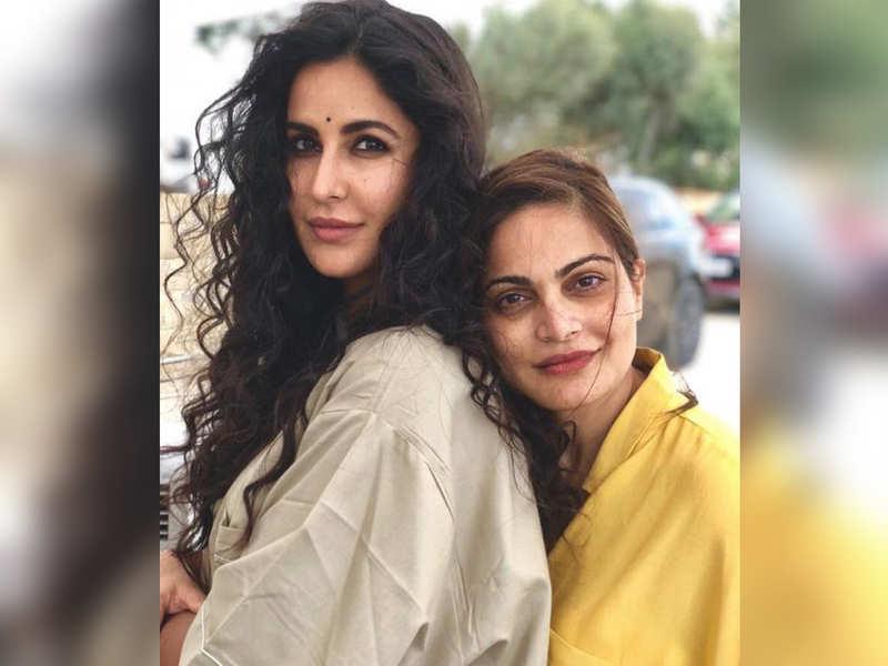 Atul Agnihotri wishes Katrina Kaif on her birthday with a rare photo of her and Alvira Khan
