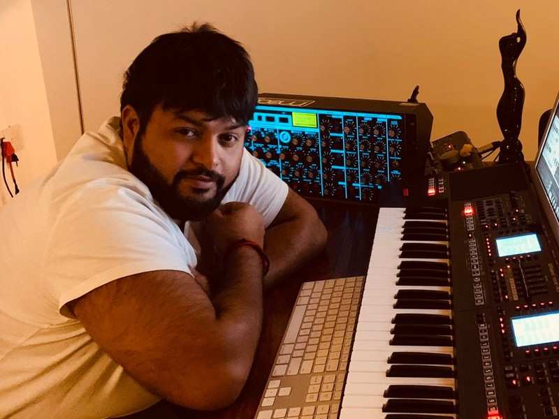 'Thalapathy 65' music director Thaman stuns everyone with his new talent