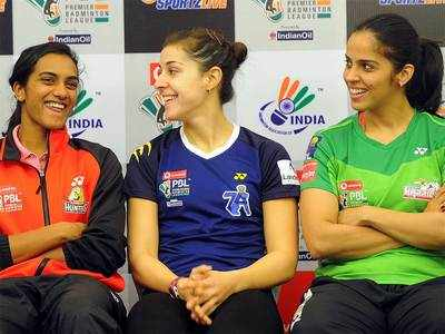 News Sports News Badminton Need to force myself to the limit when I play against Saina and Sindhu: Carolina Marin