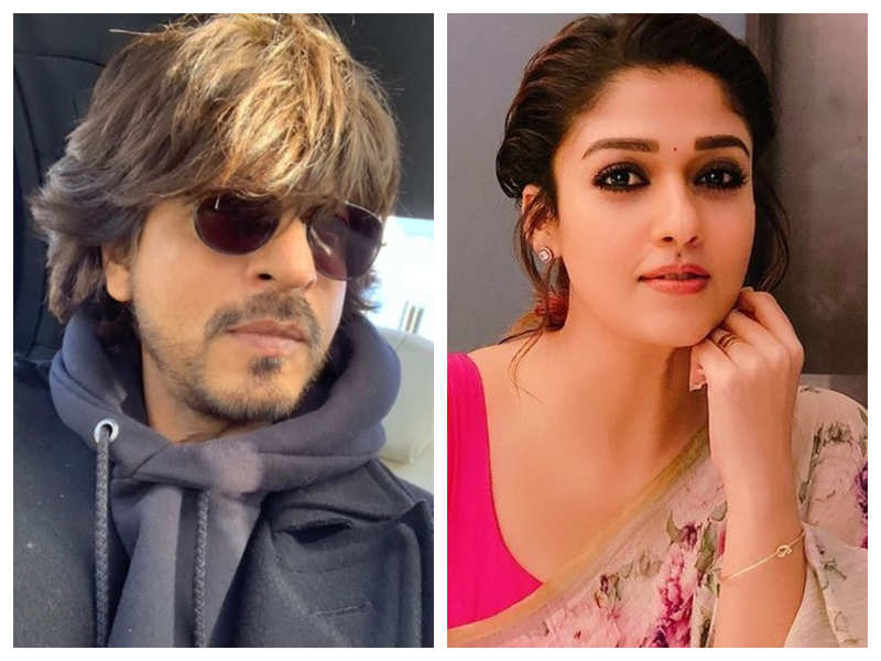 Did you know that Nayanthara refused to share screen space with Shah Rukh Khan in 'Chennai Express'?