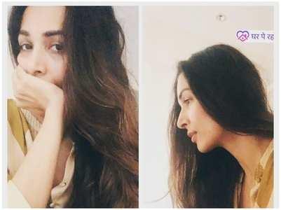 Malaika looks radiant in her latest selfies