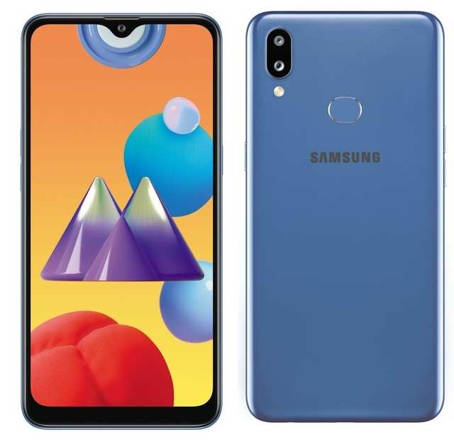 Samsung launches Galaxy M01s with dual rear camera and MediaTek processor at Rs 9,999