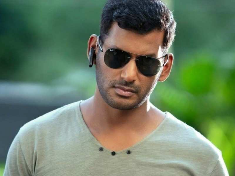 Vishal's production company warns people against their fraudulent ex-accountant