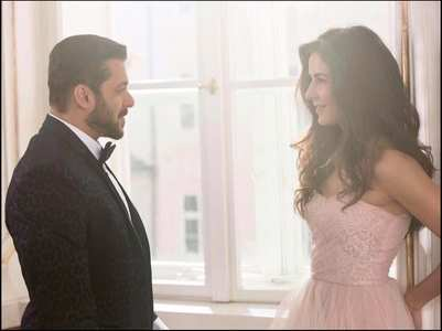 Salman's adorable b'day wish for Katrina