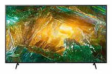 SONY X80H | 4K Ultra HD | High Dynamic Range (HDR) | Smart TV (Android TV) KD-85X8000H