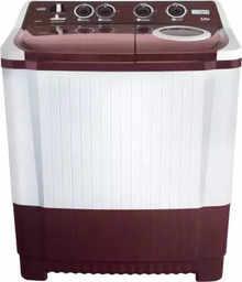 Gem GWM-105BR 8.5 Kg Semi Automatic Top Load Washing Machine