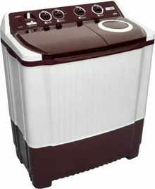 Gem GWM-95BR 7.5 Kg Semi Automatic Top Load Washing Machine