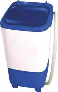 Gem GWW-72MVT 5.2 Kg Semi Automatic Top Load Washing Machine