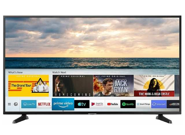 Save up to 20% on Samsung QLED TVs