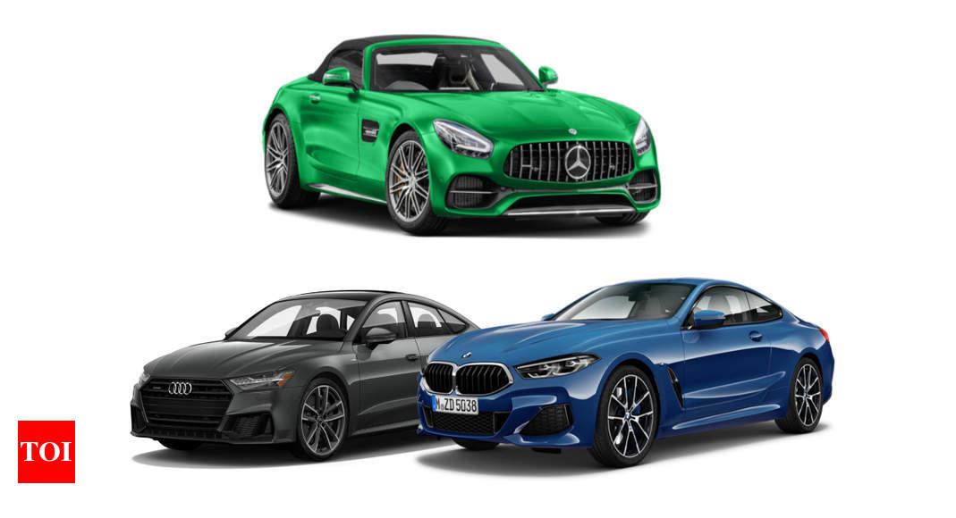 Delhi Merc, BMW, Audi bullish on flagships amid Covid thumbnail