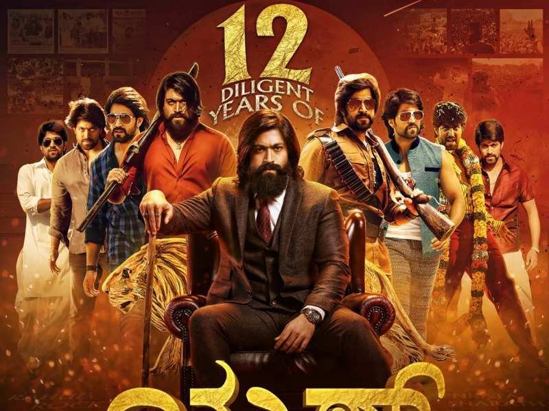 Yash completes 12 years in Kannada film industry