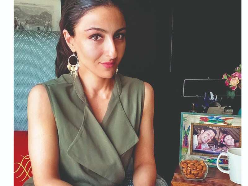 Soha Ali Khan: Inaaya listens to Taimur, she tries to copy whatever he does