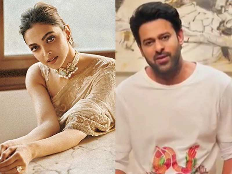 Deepika Padukone and Prabhas to come together for a film? Read details    Hindi Movie News - Times of India