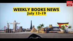 Weekly Books News (July 13-19)