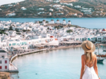 Gorgeous girls around the world who can give you serious travel goals...