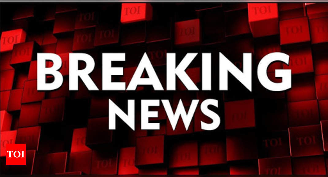 Breaking news live: Earthquake of magnitude 3.5 on the Richter scale  occurred at 2202 hours, 87kms east of Katra, Jammu and Kashmir