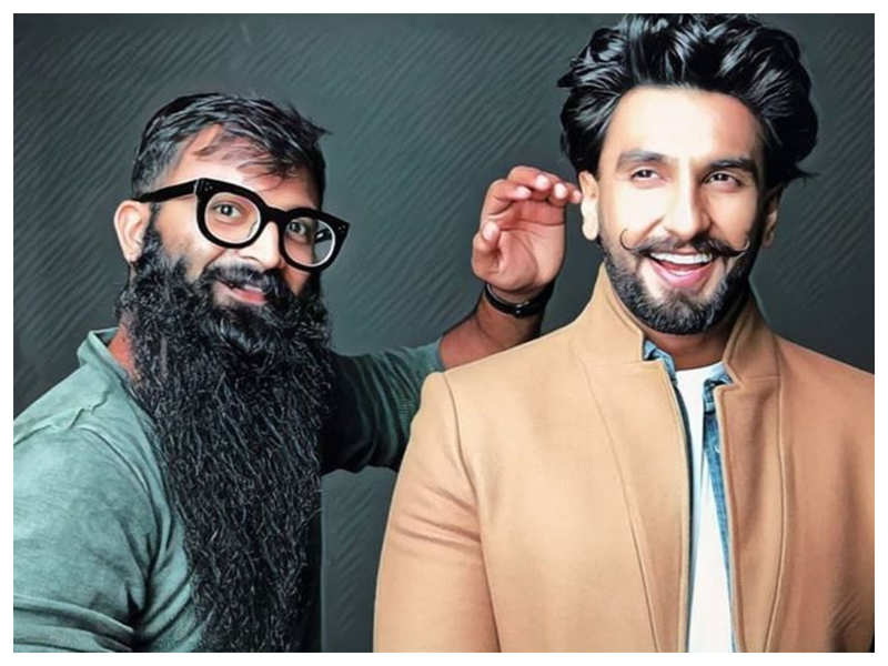 Exclusive! Hairstylist Darshan Yewalekar on his bond with Ranveer Singh: We spend more time with each other than our families