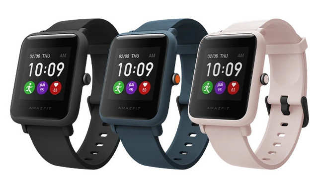 Amazfit Bip S Lite to launch in India on July 29 at Rs 3,799