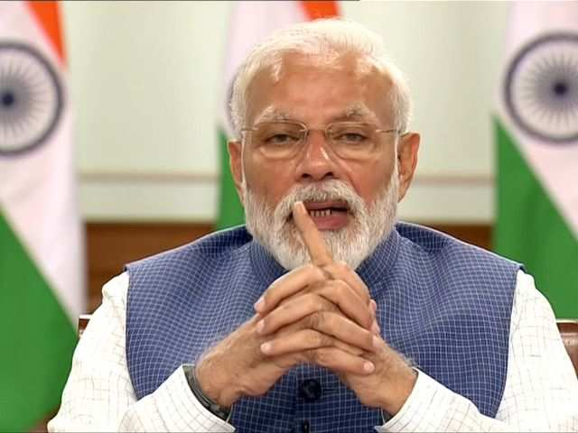 Prime Minister Modi to IBM CEO: This is a great time to invest in India