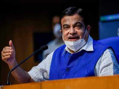 Help Indian MSMEs market products globally: Nitin Gadkari to Amazon