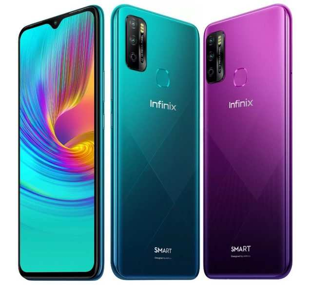 Infinix Smart 4 Plus with 6000mAh battery launched at Rs 7,999