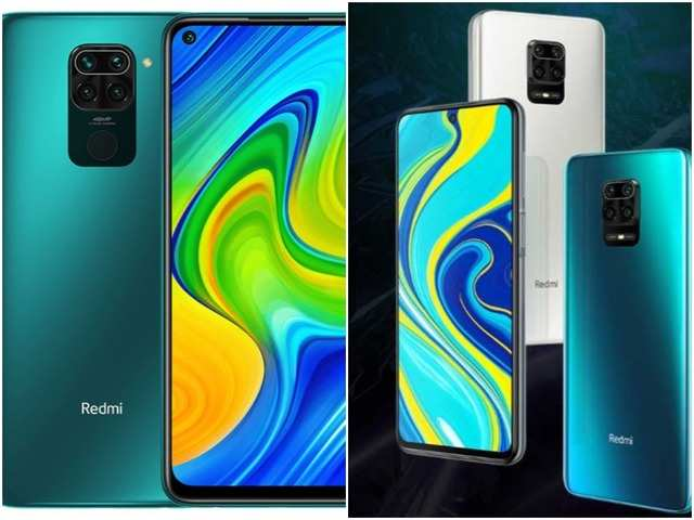 Xiaomi Redmi Note 9 vs Xiaomi Redmi Note 9 Pro: How the two phones compare