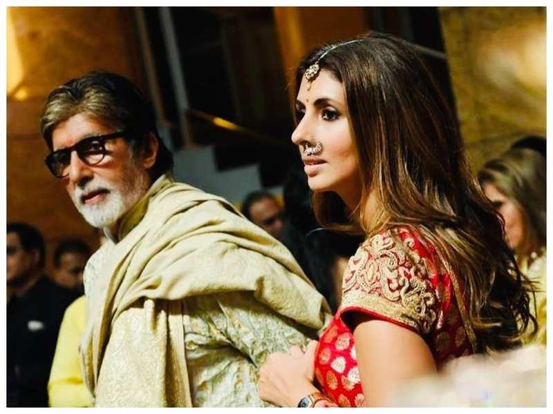 Picture Courtesy: Shweta Bachchan Instagram