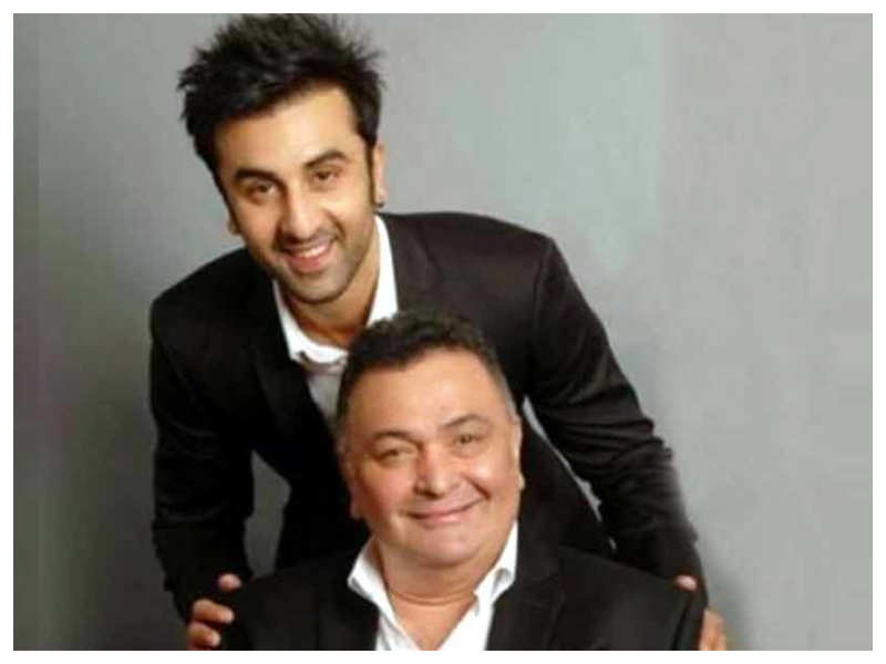 Throwback Time! Ranbir Kapoor reveals the one thing that he cannot do like his father Rishi Kapoor