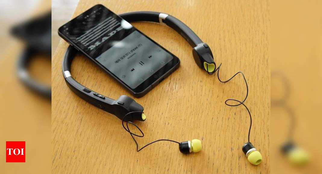 Bluetooth Headphones With Neckband That Are Great Set Of Workout Buds Most Searched Products Times Of India
