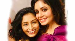 Sisters Ritabhari and Chitrangada tell us about their deep friendship