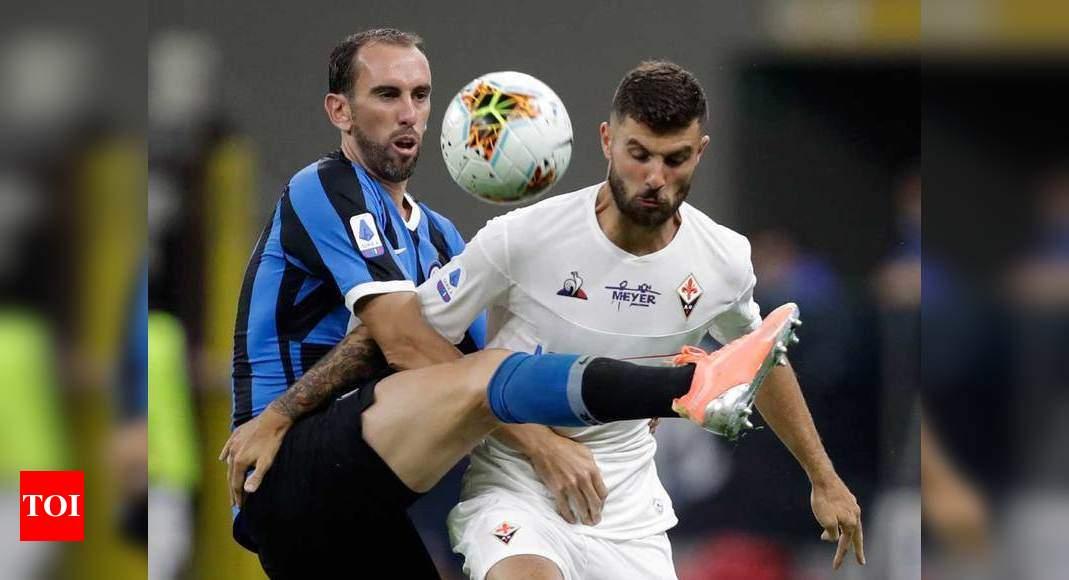 Inter Milan: Inter Milan vs Fiorentina stalemate leaves ...