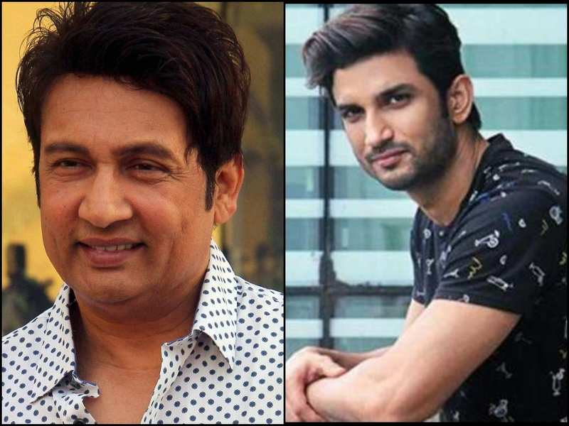 Sushant Singh Rajput case: Shekhar Suman says, 'We cannot grudge if his  family is not coming forward, we should respect their personal space' |  Hindi Movie News - Times of India