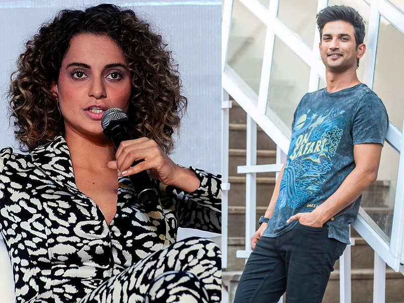 """Kangan Ranaut's team assures justice for Sushant Singh Rajput, """"We won't let them dismiss you as mad or a weak life"""""""
