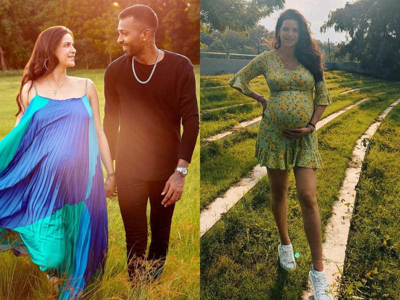 Pregnant? You need to check Natasa Stankovic's maternity fashion