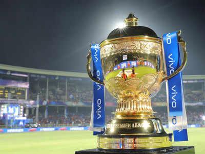 IPL 2020 set to begin on September 19
