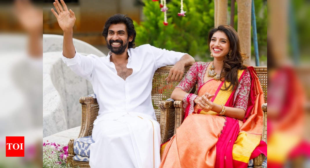 Rana Daggubati to tie the knot on this date? | Telugu Movie News - Times of India