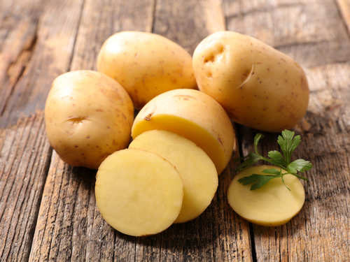 Image result for How to Use a Potato to Lighten Underarms