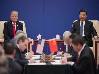 New US Policy on Beijing, 'Mistrust and Verify', Ends 50 Years of Sino-American Acceptance