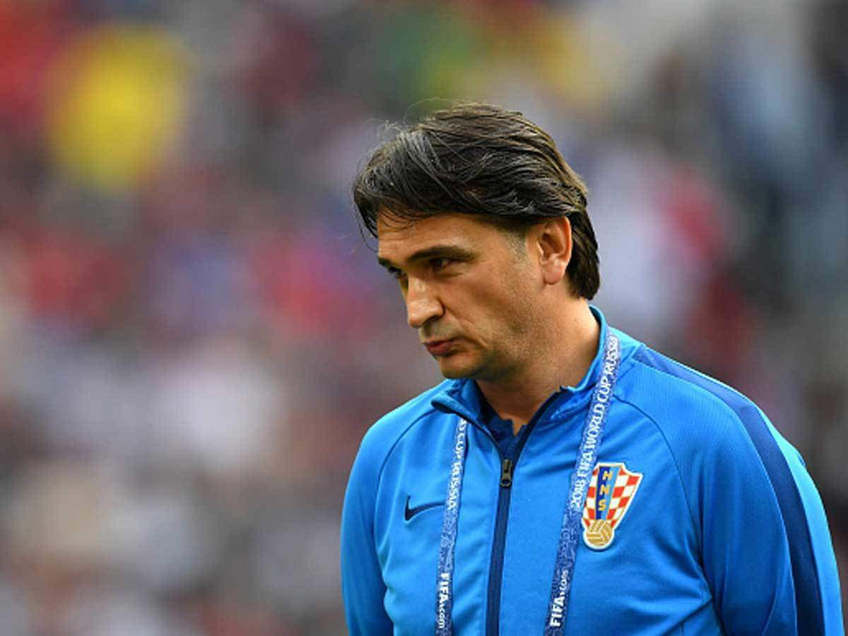Zlatko Dalic to stay on as Croatia coach for 2022 World Cup   Football News  - Times of India