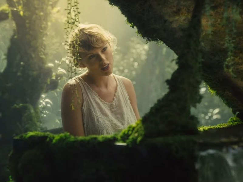 Watch: Taylor Swift releases whimsical 'Cardigan' music video as ...