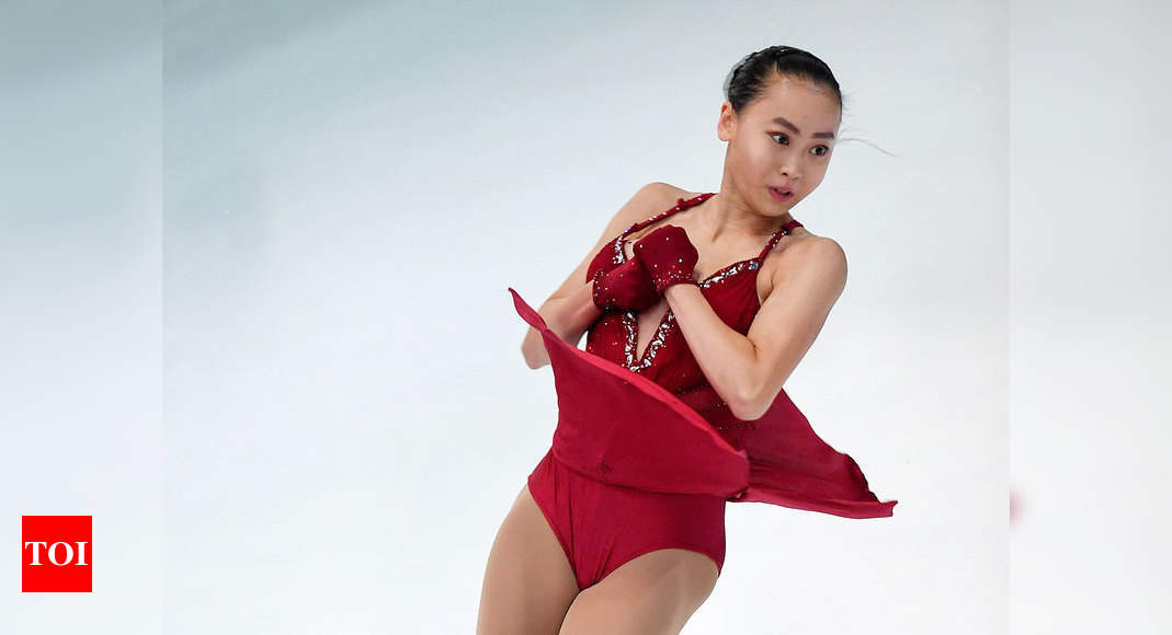 Singapore sports agency 'dismayed' over skater's abuse in China ...