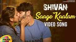 Watch Popular Telugu Official Music Video Song 'Saage Kaalam' From Movie 'Shivan' Starring Sai Teja Kalvakota And Taruni Singh
