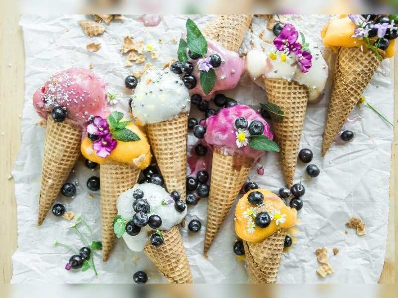 It's ice cream but it's different.