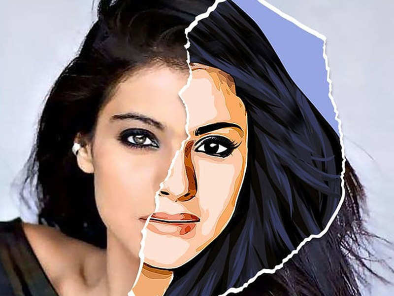 Kajol's latest picture is all things creative