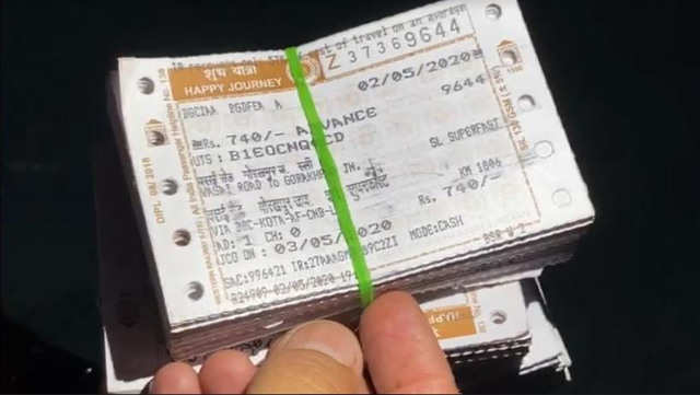 New CR app to help staff check tickets on phones