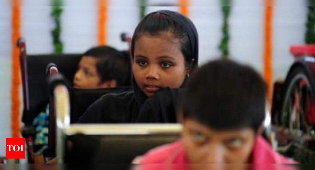 43 lakh disabled students across states may drop out, unable to cope with e-education: Report