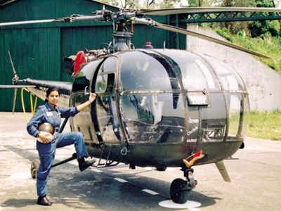Flight Lieutenant Gunjan Saxena Knowledia News