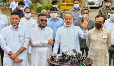 CM Gehlot's Fresh Proposal to Governor, Pitches For Assembly Session From Jul